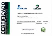 Projetos contra incêndio - Certificado